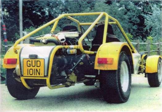 UVA Fugitive 4 - Fiat Twin-Cam